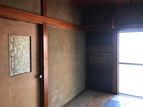 奈良県奈良市でお部屋リフォーム [before]