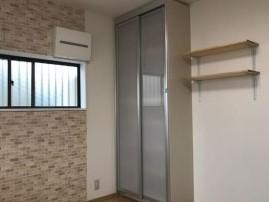 大阪府堺市で収納棚リフォーム