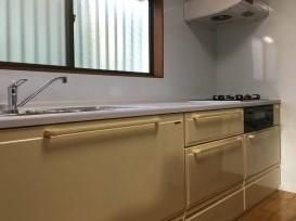 兵庫県川西市でシステムキッチンリフォーム