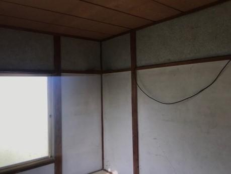 奈良県奈良市で壁紙張替え工事 [before]