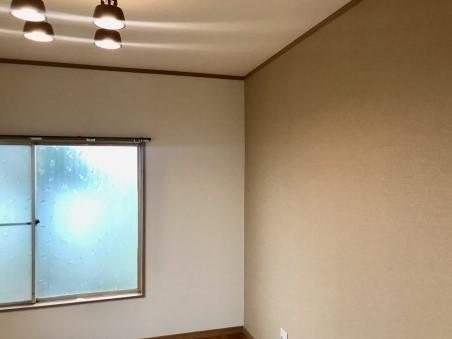 奈良県奈良市で壁紙張替え工事 [after]